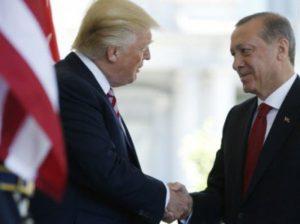 Трамп и Эргодан