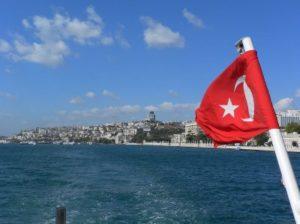 В Турции