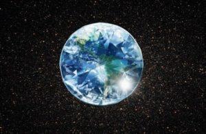 алмазная планета