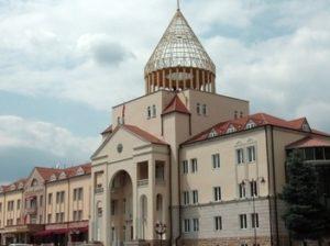 парламент Карабаха