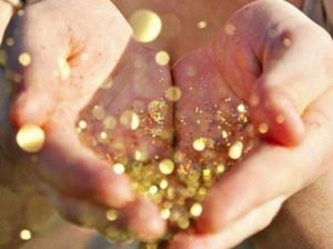 Золотая пыль