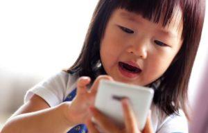 смартфон и дети