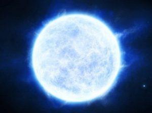 взрыв на звезде