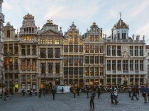 В Брюсселе
