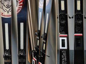 инновационные лыжи
