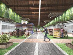 парк продуктов питания