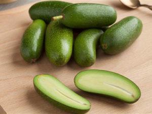 авокадо без косточек