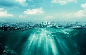 воды океана