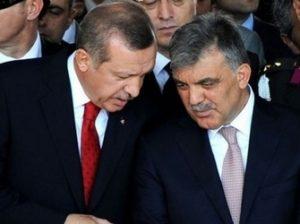 Эрдоган и Гюль