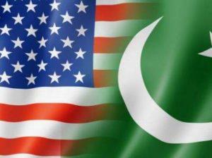 США и Пакистан