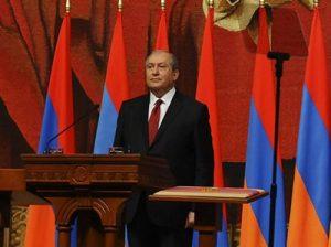 Четвертый президент Армении