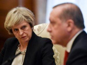 Эрдоган и Мэй