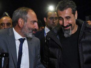 Пашинян и Танкян