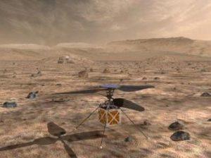 на Марс