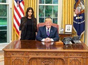 Трамп и Кардашян
