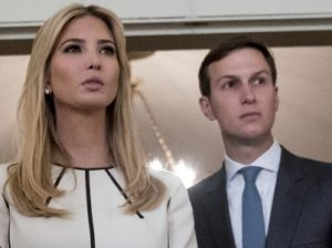 дочь и зять Трампа