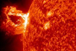 торнадо на Солнце