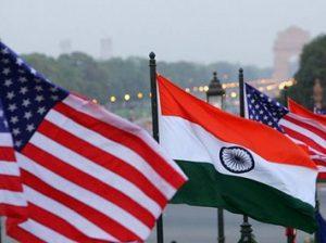 США и Индия