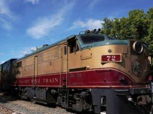«пивной» поезд