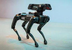 роботы-собаки
