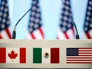 Канада Мексика США