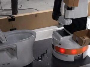 робот – мойщик