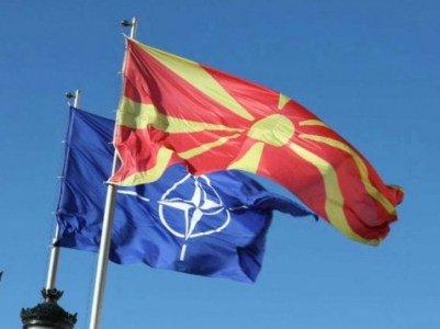 Македония и НАТО