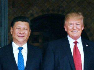 Цзиньпин и Трамп