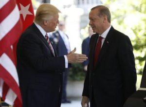 Трамп и Эрдоган