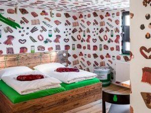 колбасный отель