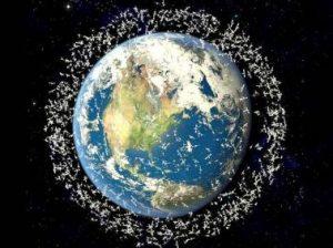 мусор на орбите