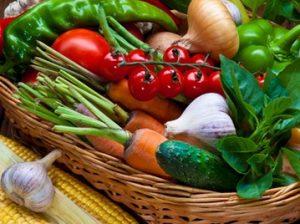 овощи