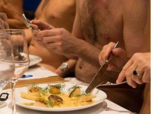 ресторан для нудистов