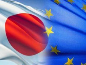 Европа и Япония