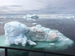 Таянье льдов