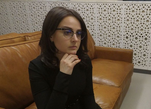 Дарья Володина