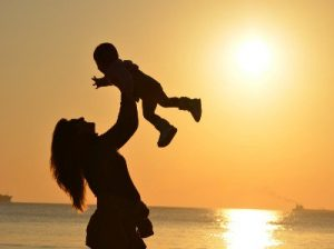 мама и ребенок