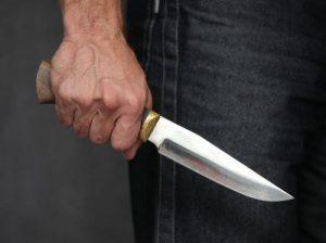 с ножами