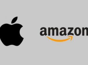 Apple и Amazon