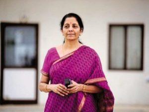 Нирмала Ситхараман