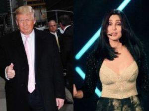 Трамп и Шер