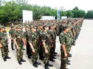 азербайджанская армия