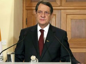 Никос Анастасиадес