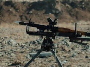 В Армении показали боевой выстрел из ручного гранатомета ОГ-7В местного производства