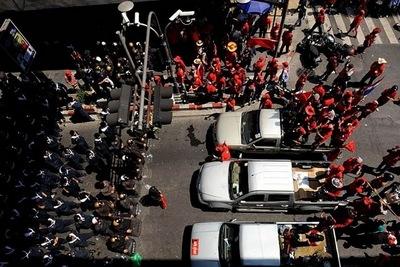 акция протеста в тайланде