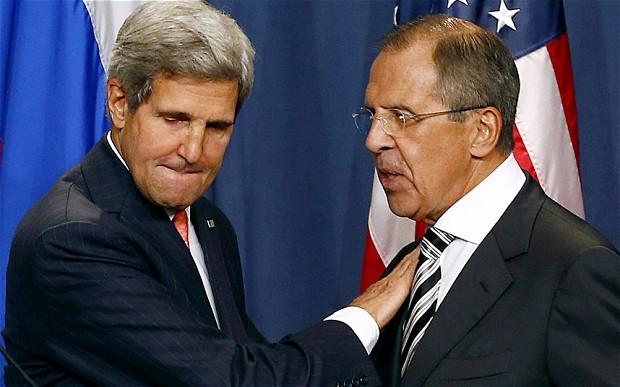 Керри предупредил Лаврова о возможном разрыве дипломатических отношений