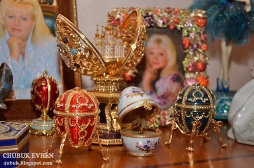 В Межигорье нашли сокровищницы Виктора Януковича