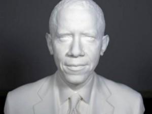 Обама 3D