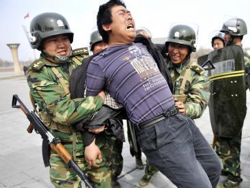 В Китае за последний год казнили более двух тысяч человек