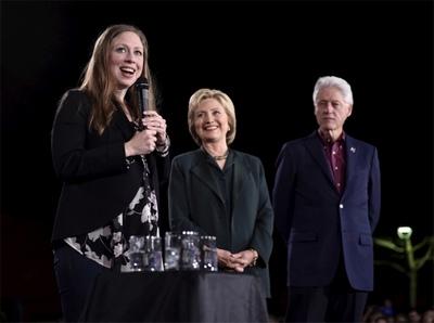 Челси Клинтон